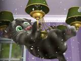 Игра Говорящий Кот: Забавное Лицо