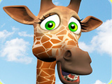 Игра Говорящая Жирафа Джина