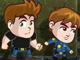 Игра Полиция: Команда Спасения