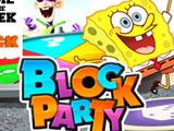 Игра Спанч Боб: Блок Вечеринка