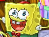 Игра Спанч Боб в Магазине Игрушек