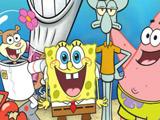 Игра Губка Боб: Какой ты Персонаж?
