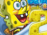 Игра Губка Боб: Гонка в Ванной 2