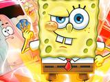 Игра Карточные Игры Губки Боба