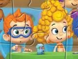 Игра Гуппи и Пузырьки: Пазл