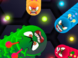 Игра Angryworms.io