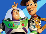 Toy Story: Puzzle Woody and Buzz онлайн