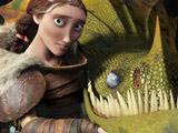 Игра Пазл - Мать Иккинга Валка