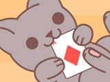 Пасьянс Косынка: Милый Котёнок