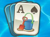 Игра Карты: Летний Пасьянс