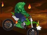 Игра Халк На Мотоцикле