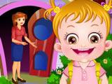 Игра Хейзел в Детском Саду