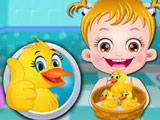 Игра Малышка Хейзел: Жизнь Уток