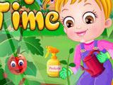 Малышка Хейзел: Время Садоводства
