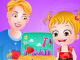 Игра Малышка Хейзел: День Отца
