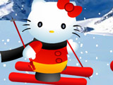 Хелло Китти: Прогулка на Лыжах
