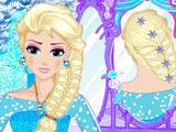 Игра Королевские Прически Эльзы