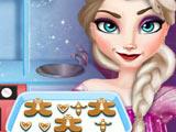 Игра Имбирные Пряники от Эльзы