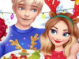 Игра Рождество Эльзы и Джека