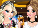 Холодное Сердце: Эльза и Анна в Кино