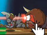 Игра Кликеры: Героическая Битва