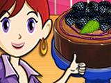 Игра Шоколадно - Черничный Чизкейк