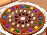 Игра Шоколадная Пицца от Сары