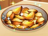 Жаренная Картошка: Кухня Сары