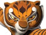 Игра Кунг-Фу Панда: Раскраски
