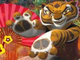 Puzzles Kung Fu Panda