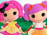 Lalaloopsy Game: Search for Items онлайн
