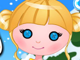 Lalaloopsy: Winter Fairy онлайн