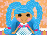Lalaloopsy Hair Salon онлайн