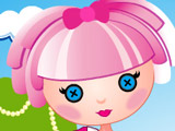 Lalaloopsy Game: Dress the Princess онлайн