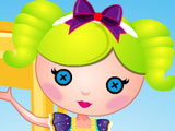 Lalaloopsy Game: School Dress Up онлайн