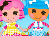 Collect Lalaloopsy онлайн