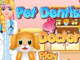 Игра Стоматолог-ветеринар