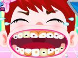 Игра Малышка Лулу в Стоматолога