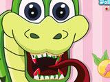 Игра Больные Зубы Змеи