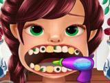 Игра Принцесса Лечит Зубы