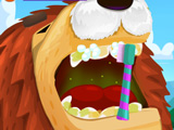 Игра Стоматолог в Саванне