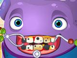 Игра Лечить Зубы О
