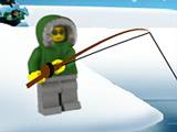 Игра Лего Сити: Рыбалка