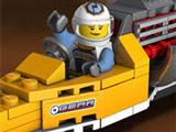 Игра Лего Сити: Прыжки Монстров