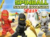 Игра Лего Ниндзяго: Змеиное Вторжение