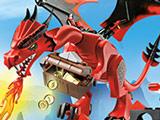 Игра Лего: Гора Дракона