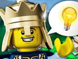 Игра Лего: Атака Замка