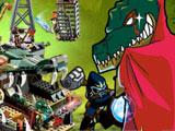 Игра Лего Чима: Оборона Замка