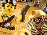 Игра Лего: Проклятие Фараона