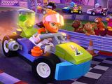 Игра Лего Френдс: Гонка в Хартлейк